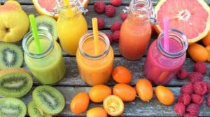 Nutritious health shakes
