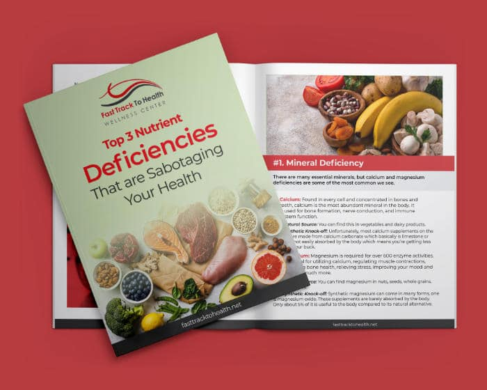 Free PDF on 3 Nutrient Deficiencies